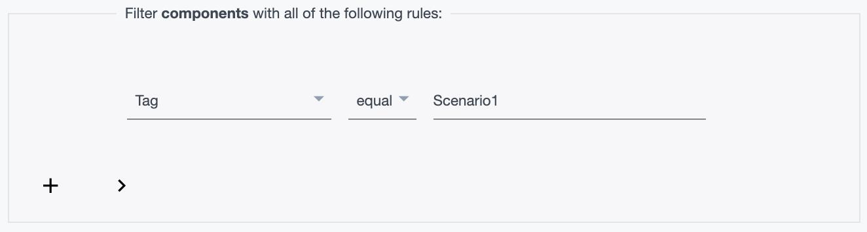 Ardoq scenario 1 filter